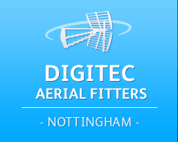Aerials Nottingham - TV Aerial Fitters