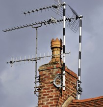 Aerial fitting Notts